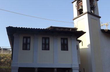 Il Santuario della Madonna delle Grazie – Peia
