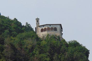 Il Santuario di San Patrizio - Colzate Bg