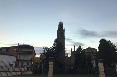 Il campanile di Caravaggio