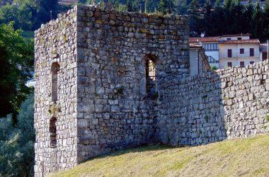 Il castello Suardi a Bianzano Bergamo