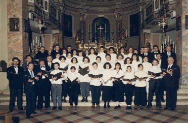 Il coro S. Marco Ciserano