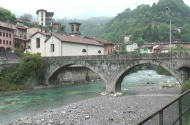 Il ponte di Ponte Nossa