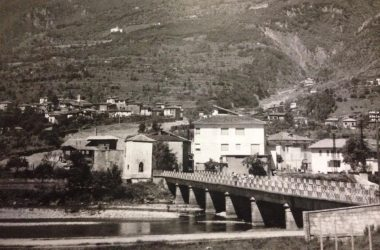 Il ponte vecchio di Costa Volpino