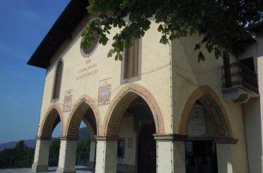 Il santuario madonna dello zuccarello