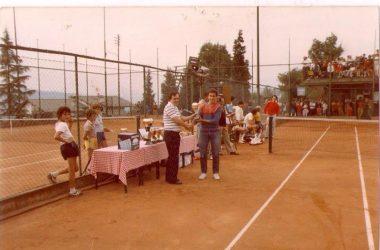 Il tennis a Selvino