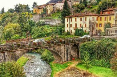 Il vecchio ponte di Sovere