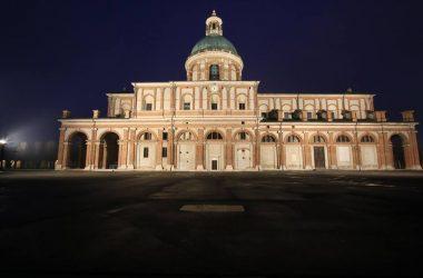 Illuminazione Santuario Santa Maria del Fonte Caravaggio