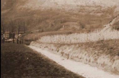 Immagine antica Via Aldo Moro zona palazzetto dello sport