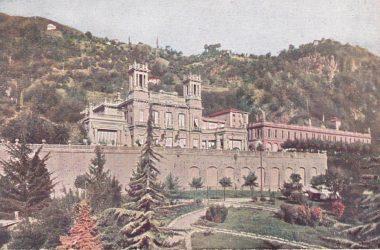 Immagine storica Casinò di San Pellegrino Terme