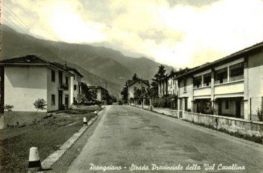 Immagine storica Piangaiano Endine Gaiano