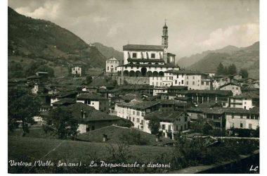 Immagine storica Vertova