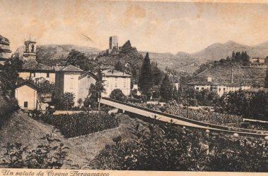 Immagine vecchie Cisano Bergamasco