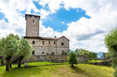 Immagini Castello Suardi Bianzano