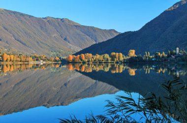 Immagini Lago Monasterolo del Castello