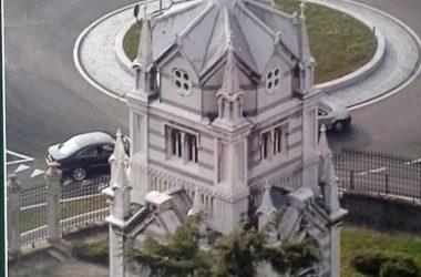 Immagini Mausoleo Gazzaniga Bg