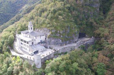 Immagini Santuario Cornabusa Sant'Omobono Terme