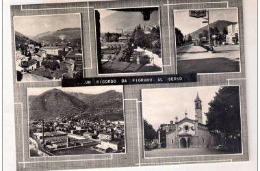 Immagini Storiche Fiorano al Serio