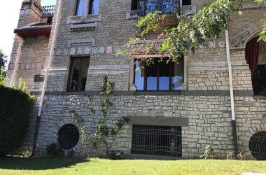 Immagini Villa Giuseppe Faccanoni 1907 a Sarnico