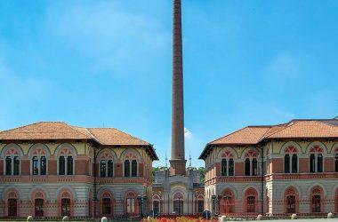 Immagini Villaggio Crespi Capriate San Gervasio