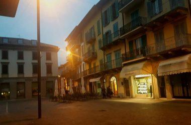 Immagini piazza di Sarnico
