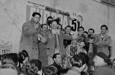 Immagini storiche Calcio Bergamo