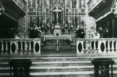 Immagini storiche Chiesa Gazzaniga