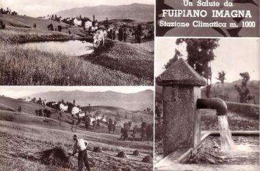 Immagini storiche Fuipiano Valle Imagna