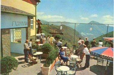 Immagini storiche Funivia Selvino