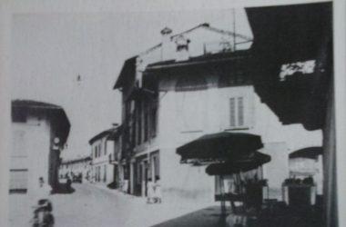 Immagini storiche Osio Sotto