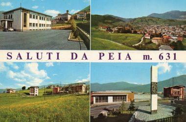 Immagini storiche Peia