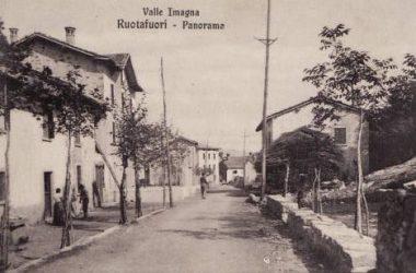 Immagini storiche Rota d'Imagna