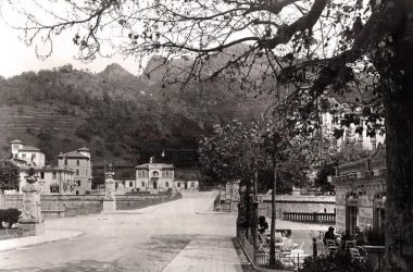 Immagini storiche San Pellegrino Terme