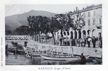 Immagini storiche di Sarnico