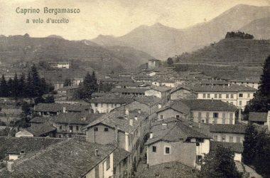 Immagini vecchie Caprino Bergamasco