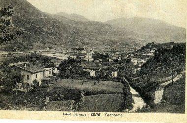 Immagini vecchie Cene Bergamo