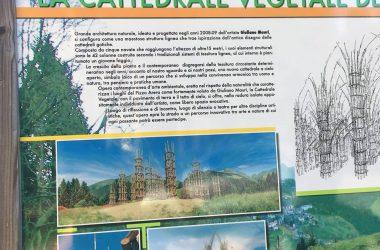 Informazioni Cattedrale Vegetale Oltre il Colle