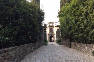 Ingresso Castello di Valverde - Bergamo