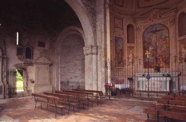 Interno Basilica Santa Giulia - Bonate Sotto