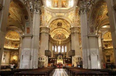 Interno Basilica Santa Maria Maggiore - Bergamo