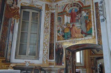 Interno Basilica Santa Maria in Valvendra - Lovere