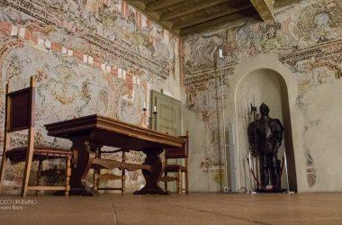 Interno Castello Urgnano