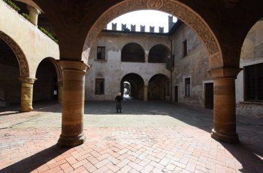 Interno Castello di Malpaga Cavernago
