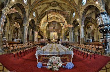 Interno Chiesa Fiorano al Serio