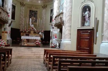 Interno Chiesa Valbrembo