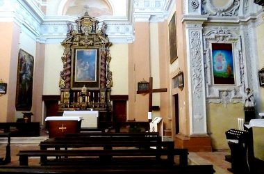 Interno Chiesa a Caravaggio