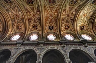 Interno Chiesa di Fino del Monte