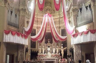 Interno Chiesa di Telgate