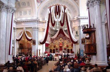 Interno Parrocchiale San Giovanni Bianco
