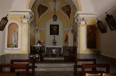 Interno San Rocco Chiesa Peia