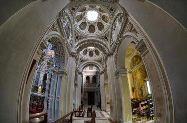 Interno Santuario Madonna dei Campi - Stezzano